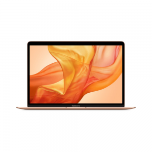Apple 13.3-Inch MacBook Air with Retina Display (Early 2020, Gold) MWTL2LL/A