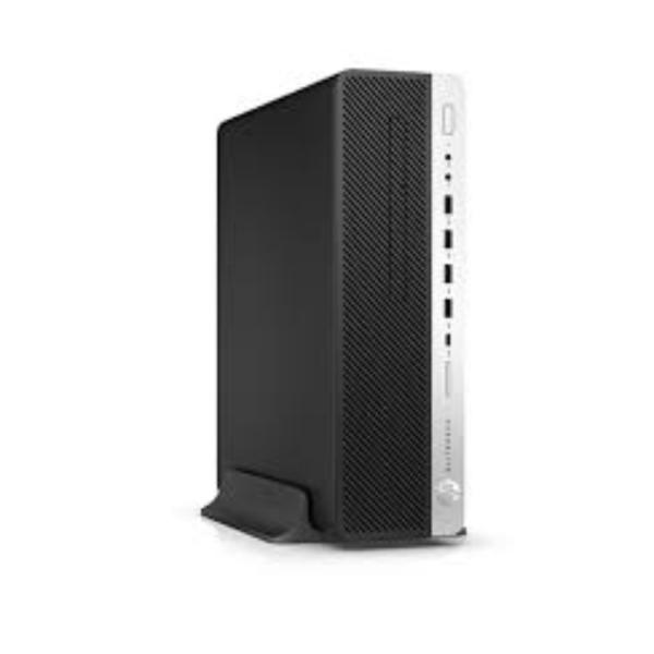 HP EliteDesk 800 G4 Small Form Factor Desktop Computer 4FW40AV