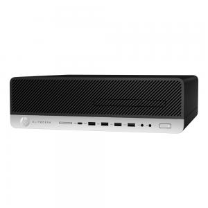 HP EliteDesk 800 G5 Small Form Factor Desktop Computer 9PJ31EA