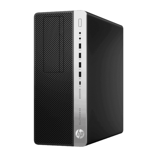 HP EliteDesk 800 G5 MicroTower Desktop Computer 6BD60AV