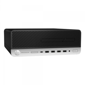 HP ProDesk 600 G5 Small Form Factor Desktop Computer 7AC44EA