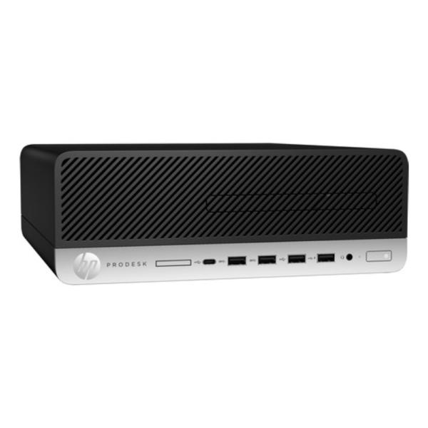 HP ProDesk 600 G5 Small Form Factor Desktop Computer 7AC44EA
