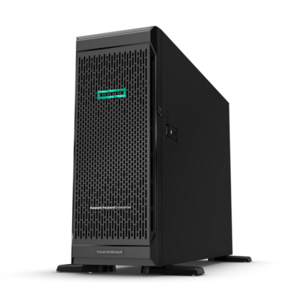 HPE ProLiant ML350 Gen10 Intel Xeon 4208 16GB RAM E208i-a 4LFF 500W RPS Server