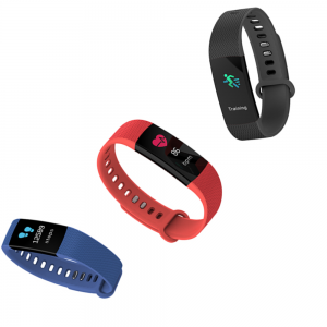 Havit H1108 Two Strap Fitness Tracker Smartwatch