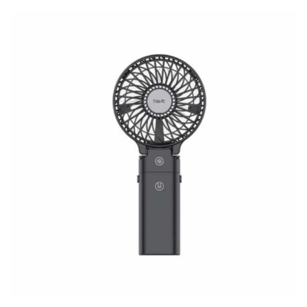 Havit H1200 Detachable Hand Fan With 4000mah Power Bank