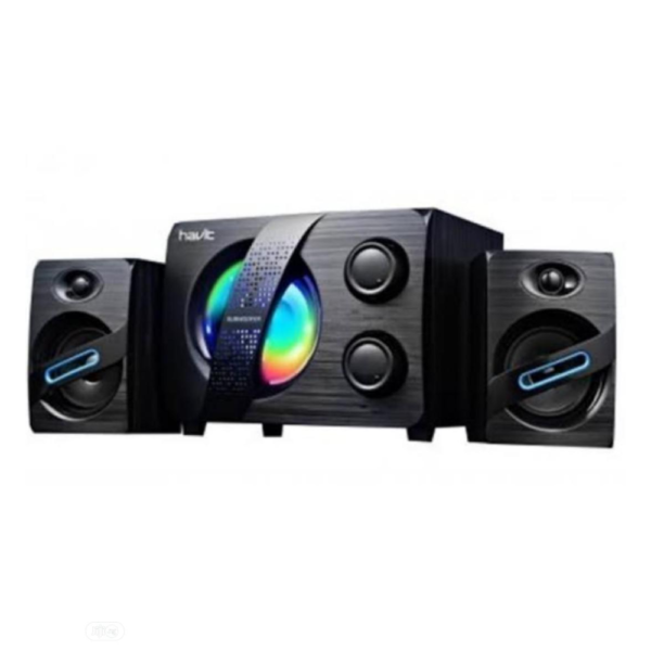 Havit HV-SF5625BT Multimedia V2.1 Bluetooth Subwoofer Speaker