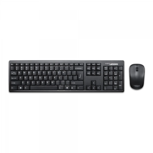 Lenovo 100 Wireless Keyboard and Mouse Combo