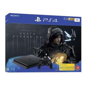 PlayStation 4 Slim 1TB Console + Death Stranding