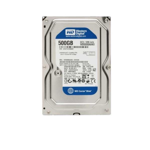 500GB INTERNAL HDD