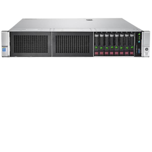 HP DL 80 GEN 9 E5-2603V3 INTEL XN 1.6Ghz 6 core 4GB RAM, NO HDD