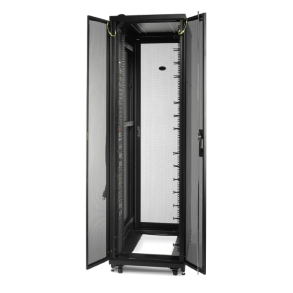 APC NetShelter SV 42U 600mm Wide x 1060mm Deep Enclosure without Sides Black AR2401