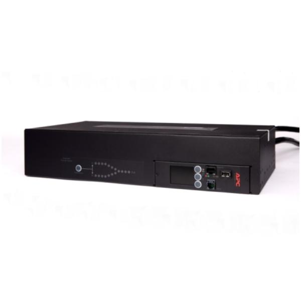 APC Rack ATS 230V 32A IEC 309 IN (16) C13 (2) C19 OUT AP4424