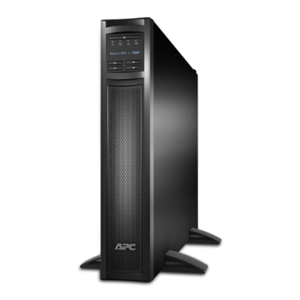 APC Smart-UPS X 3000VA Rack/Tower LCD 200-240V SMX3000RMHV2U