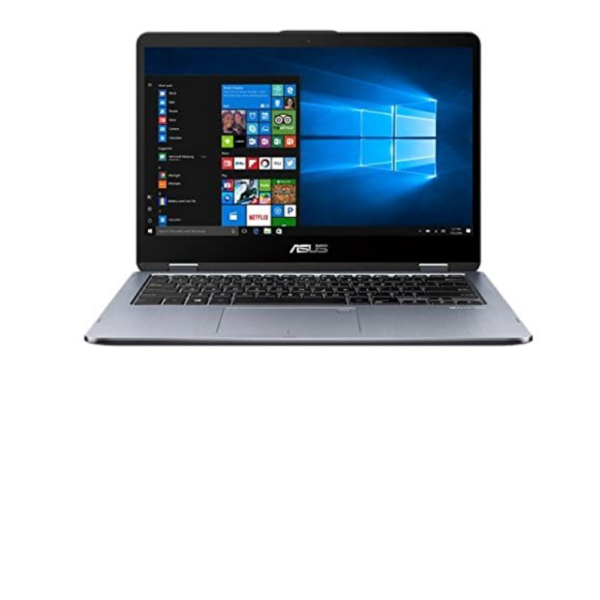 "ASUS VivoBook Flip 14 Series 14"" FHD (1920x1080), Touch Screen, Intel® Core™ i5- 8265U Processor 1.6 GHz"