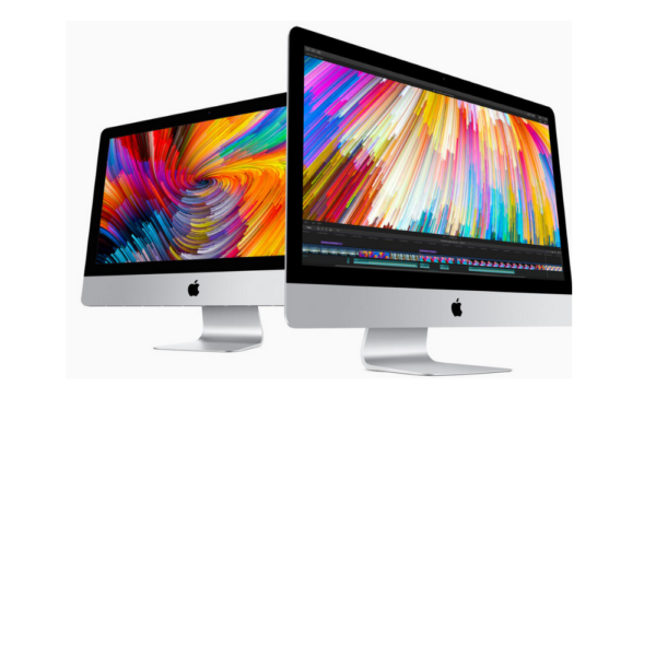 Apple 27-inch iMac Retina 5K display 3.1GHz 6-core 10th-generation Intel Core i5 Processor 8GB RAM