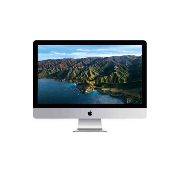 Apple Imac 27_ (2020) 3.8GHz core i7 8GB DDR4 memory, 512gb ssd Radeon pro 5500 XT with 8gb of GDDR6