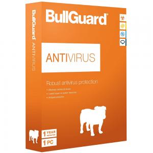BULLGARD ANTIVIRUS (3 USERS)