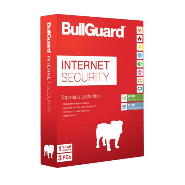 BULLGARD INT SEURITY (3 USERS)