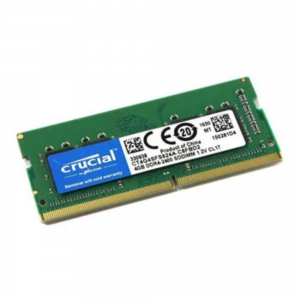 Crucial 4GB DDR4 Memory Module For Laptop