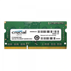 Crucial 8GB DDR3 Memory Module For Laptop