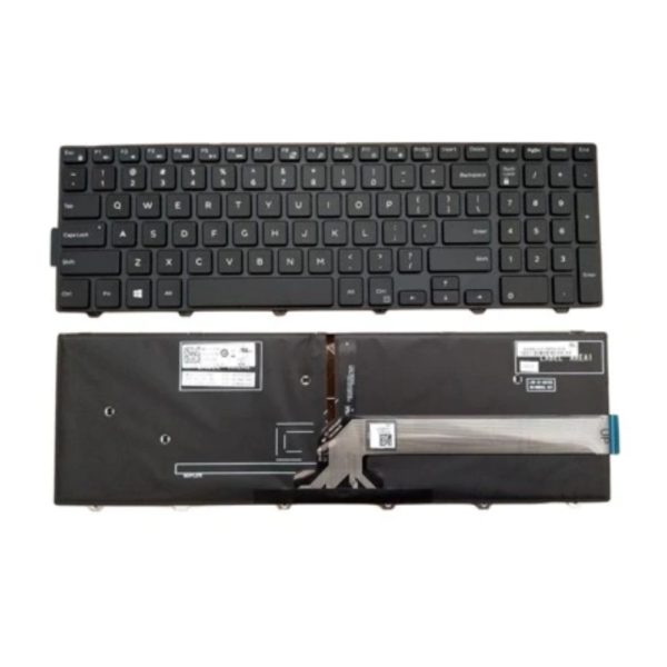 DELL KEYBOARD WITH BACKLITDELL KEYBOARD WITH BACKLIT