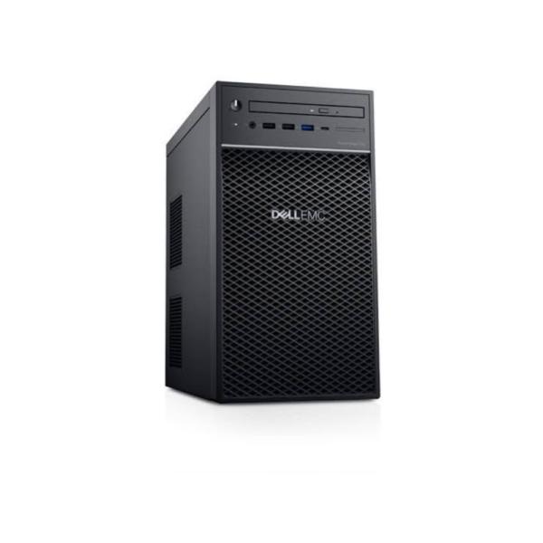 DELL POWEREDGE T40 E-224G INTEL XEON QUAD CORE 3.5GHZ,8GB,1TB, DVSRW
