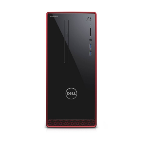 DELL INPIRON 3656 MINI TOWER CPU AMD FX-8800P PROCESSOR 2 TB HDD 16GBRAM