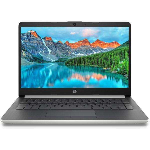 HP 14-DK1025 AMD Ryzen™️ 3 3250U 2.6GHz 1TB HDD 4GB RAM 14_ (1366x768) BT WIN10 Webcam NATURAL SILVER. 1 Year Warranty