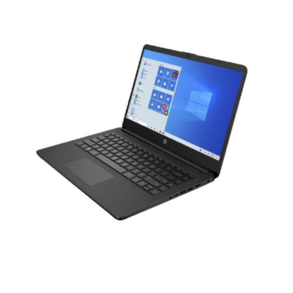 HP 14-DQ0001 Celeron®️ Dual-Core N4020 1.1GHz 64GB eMMC 4GB RAM 14_ Display(136m6x768) BT WIN10 Webcam JET BLACK,