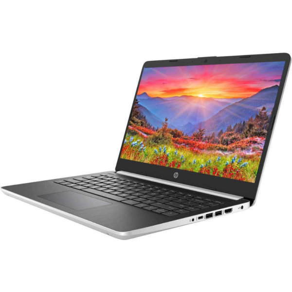 HP 14-DQ1038 Core™️ i3 1.2GHz Dual Core128GB SSD 4GB RAM 14_ Display (1366x768) PALE GOLD