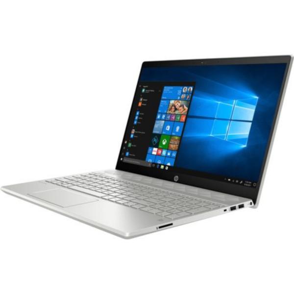 HP 15-CS2013 Core™️ i5-8265U 2.5GHz Quad Core 128GB SSD 8GB RAM 15.6_ (1366 x 768) TOUCHSCREEN BT WIN10 Webcam SILVER. 1 Year Warranty