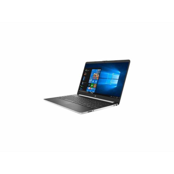 "HP 15-DY1045 Intel®️ Core™️ i5-1035G1 1.0 GHz up to 3.6 GHz 256GB SSD 8GB RAM 15.6"" (1366x768) BT WIN10 Webcam NATURAL SILVER. 1 Year Warranty"
