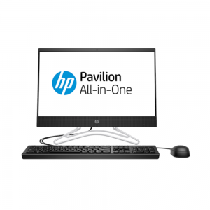 HP 200 G3 ALL IN ONE PENTIUM 2.0GHZ 1TBHARD DRIVE 4GBRAM WINDOWS 10 PRO