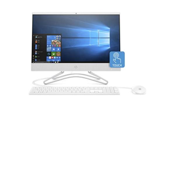 HP 22-c0030 Intel Core i3-8130U - 2.2 GHz base frequency, up to 3.4 GHz, 4GB DDR4-2400 RAM, 1TB 7200 RPM SATA