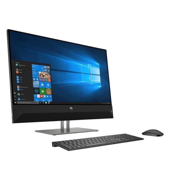HP 27-xa0013w Pavilion 27-A0013W AiO 27 in, AMD Ryzen 5 2600H, AMD Radeon Vega 8 Graphics, 1TB HDD, 8GB RAM, Touch Desktop