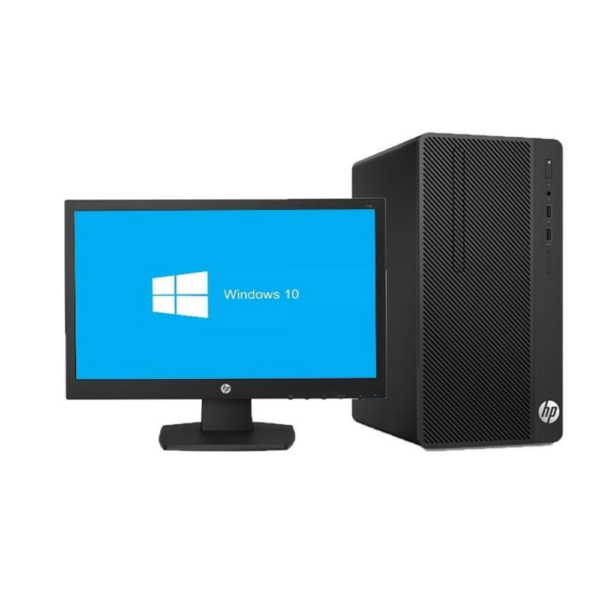 HP 290 G2M 1TB HDD 4GB INTEL PENTIUM CORE DESKTOP