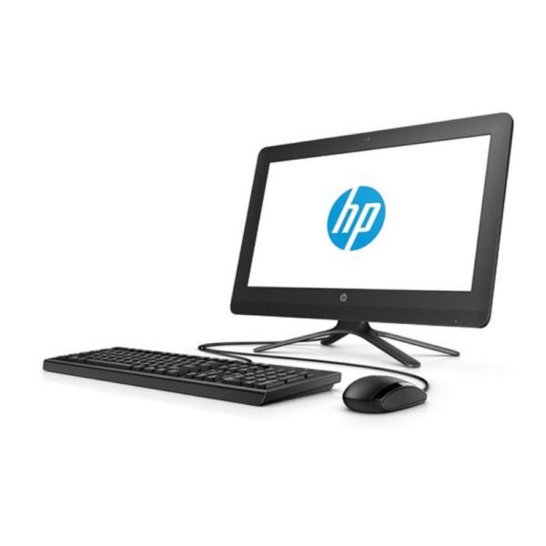 HP All-in-One - 20-c406il Intel® Celeron (2 GHz base frequency)4 GB DDR4-2400 SDRAM