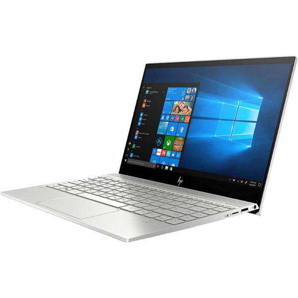 "HP Envy 13-BA1074 11th Gen Core™️ i5-1135G7 2.4GHz 256GB SSD 8GB   13.3"" (1920x1080) MICRO EDGE BT WIN10 Webcam NATURAL SILVER BACKLIT Keyboard FP Reader. 1 Year Warranty"