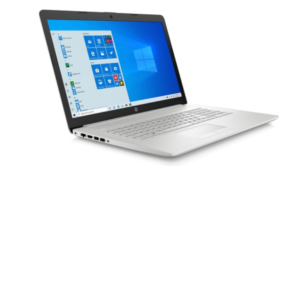 HP Laptop - 17-by3053cl Intel® Core™ i5-1035G1 (1.0 GHz base frequency, up to 3.6 GHz with Intel® Turbo Boost Technology, 6 MB L3 cache, 4 cores) 10th Gen, 12 GB DDR4-2666 SDRAM, 1 TB 5400 rpm SATA HDD