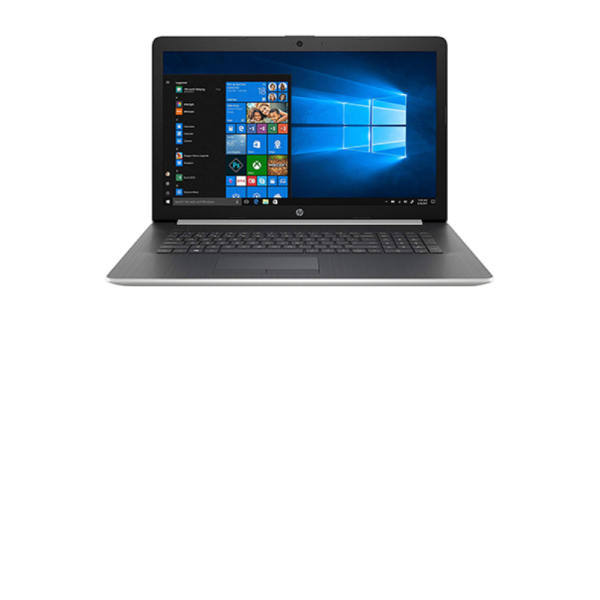 HP Notebook - 17-by1061st - Intel® Core™ i3-8145U (2.1 GHz base frequency, up to 3.9 GHz