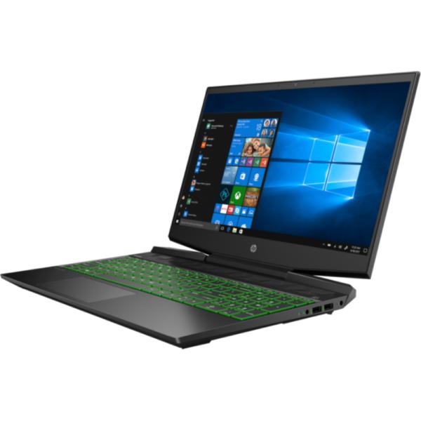 "HP Pavilion 15-DK0056 GAMING Core™️ i5-9300H 2.4GHz Quad Core 256GB SSD 8GB RAM 15.6"" (1920x1080) MICRO-EDGE BT WIN10 Webcam NVIDIA®️ GTX 1650 4096MB BACKLIT Keyboard. 1 Year Warranty"