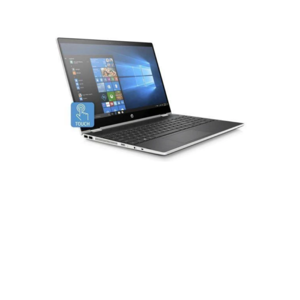 """HP Pavilion x360 - 15-dq0014nia - Intel® Core™ i3-8145U (2.1 GHz base frequency, up to 3.9 GHz 4 MB cache, 2 cores), 15.6"""" 8 GB DDR4-2400 SDRAM (1 x 8 GB), 256 GB"""