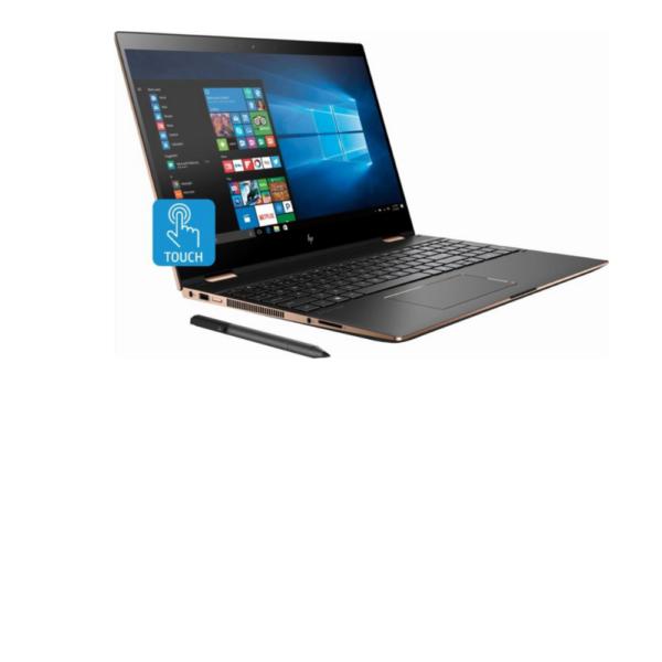 HP Spectre X360 - 15t-ch000 CTO - Intel® Core™ i7-8550U, 8 MB cache, 4 cores), (3840 x 2160) Display, 16GB LPDDR3-2133 SDRAM, 512 GB PCI