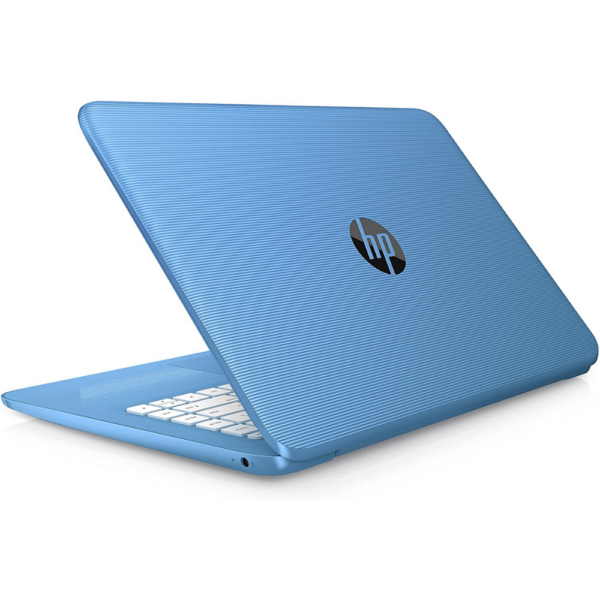 HP Stream 14-CB171 Celeron®️ Dual-Core N4000 1.1GHz 64GB eMMC 4GB 14_ (1366x768) BT WIN10 Webcam BLUE. 1 Year Warranty