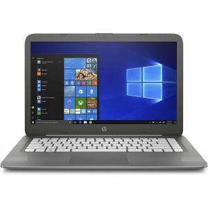 HP Stream 14-CB174 Celeron®️ Dual-Core N4000 1.1GHz 64GB eMMC 4GB RAM 14_ (1366x768) BT WIN10 Webcam BLACK
