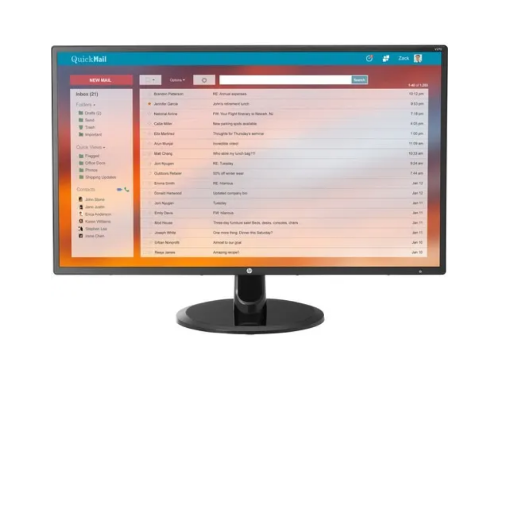 HP V270 27 INCH Monitor
