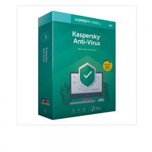KASPERSKY ANTIVIRUS 1Device/1Yr