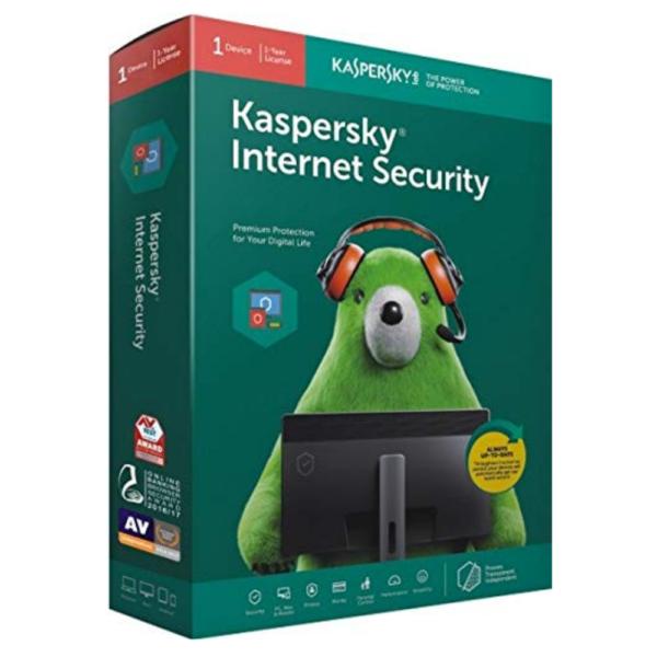 KASPERSKY INT SEC (SINGLE USER)