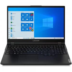"""Lenovo LEGION 5 15IMH05H GAMING Core™️ i7-10750H 2.6GHz 512GB SSD 8GB RAM 15.6"""" (1920x1080) BT WIN10 Webcam NVIDIA®️ GTX 1650 4096MB PHANTOM BLACK BACKLIT Keyboard. 1 Year Warranty-"""