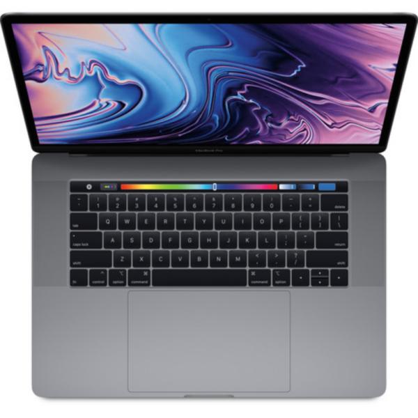 MACBOOK PRO RECTINA_TOUCH BAR MR942LL _A Intel Corei7,2.6GHz,512GB SSD,16GB RAM,4GB Radeon Pro 560X, Webcam, Bluetooth, Wlan,15.4_ Screen, Mac OS Mid 2018 Edition
